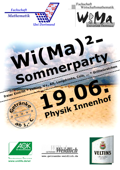Foto Sommerparty